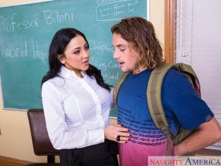 My First Sex Teacher - Audrey Bitoni & Tyler Nixon