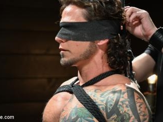 Archer Croft: Ripped Roped and Ready - Kink