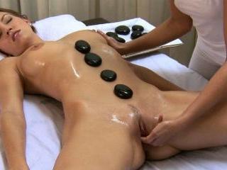 A Finger Massage Please?