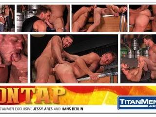 On Tap: Scene 3: Jessy Ares & Hans Berlin