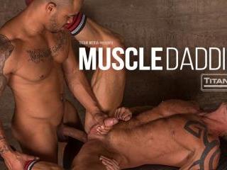 Muscle Daddies: Dallas Steele and Jason Vario