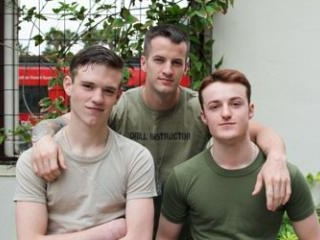 Scott, Dominic & Quentin Gainz