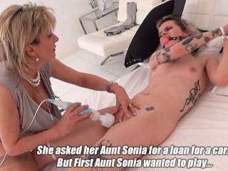 Aunt Sonia\'s Unsuspecting Niece Asks For A Loan Fo