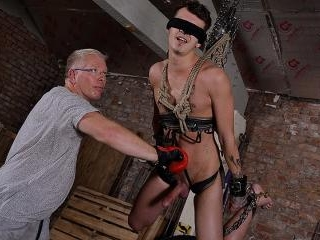 Hung Boy Takes A Beating - Charley Cole
