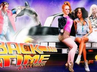 Back In Time: A XXX Parody