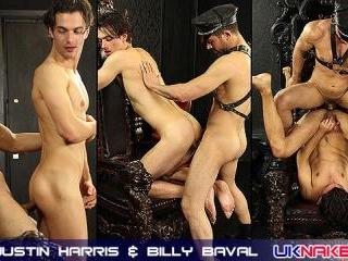 Justin Harris, Billy Baval