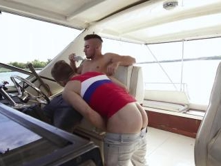 Dudes in Public 33: Pleasure Boat