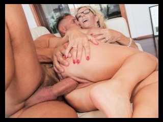 Blonde MILF\'s Fuck Of A Lifetime
