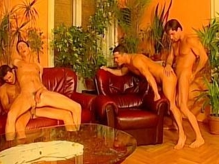 Hot European Orgy Starring Fred Goldsmith & Jack L