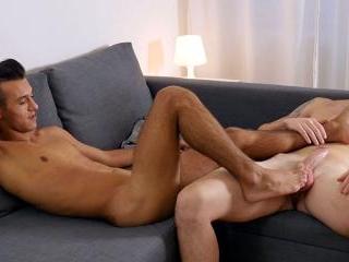 Martin Muse and James Hulk