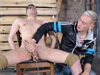 Draining The Cum From His Big Cock - Mason Madison