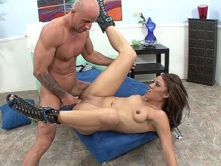 Cam Girl Goes All The Way - Alicia Tease & Barry S