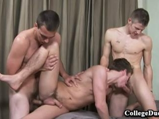 College Dudes - Hayden, Carter and Logan