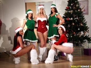 Dirty Little Santas
