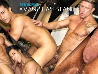 BLACK PANDA EPISODE 5: EVANS\' LAST STAND