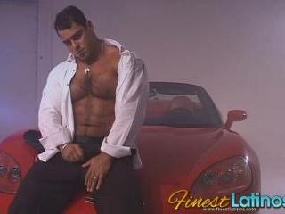 Alex Muscle Car