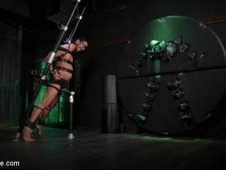 Kinky Viktor: New Sub Bound, Roped, Edged and Shoo