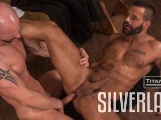 Silverlake: Mitch Vaughn rides David Benjamin\'s ha