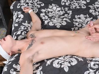 A Masterful Cock Edging - Skyler Dallon