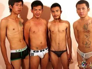 Boykakke\'s Top Model 7: The Strip Contest