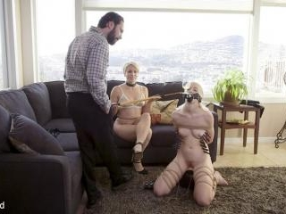 Gold-Digging Anal Teen Learns the Old Fashioned Wa