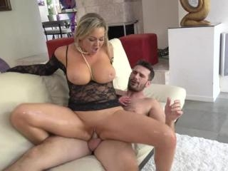 Abbey Brooks knew she was here to get anal