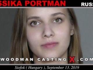 Jessika Portman casting