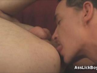 Ass Lick Boys - Dante, Hunter and Park