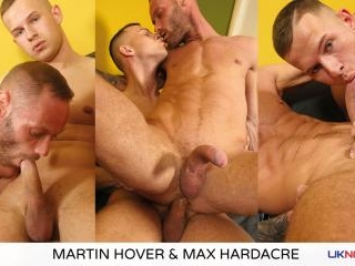 Martin Hovor and Max Hardacre