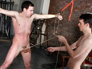 Hung Boy Made To Cum Hard - Jake Richards And Sean
