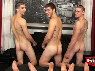 Cage, Paul, & Damian