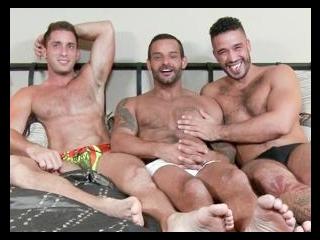 Interview-Armando De Armas, David Benjamin & Trey