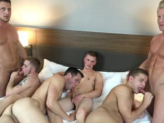 American Muscle Hunks & Jason Sparks Live 4th of J