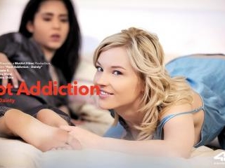 Foot Addiction Episode 1 - Dainty
