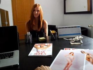 CZECH SUPER MODELS Young Teen Redhead Does Anythin