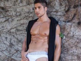 Hot Italian Muscle Pup, Fabio Acconi