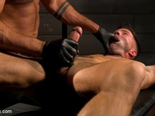 My God Sharok: Casey Everett Worships New Leather-