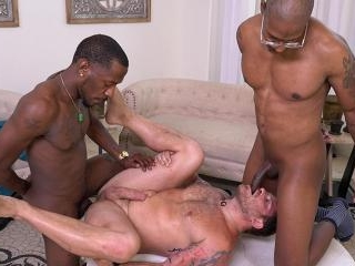 Blacks On Boys - Riley Mitchel, Deepdicc & Lawrenc