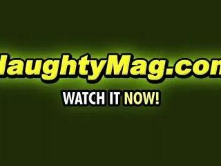 Sofie on NaughtyMag.com