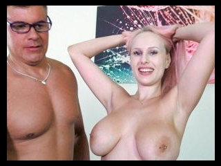 Angel Wicky Makes Dan Cum Twice and Gives her an A