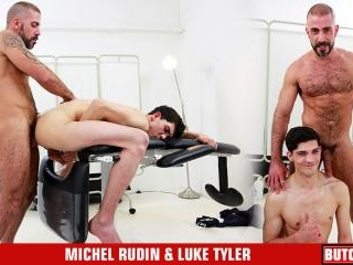 Michel Rudin, Luke Tyler
