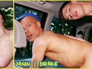 RAW ROAD TRIP - Scene 4 - Jason and Drake