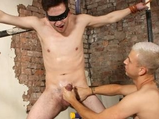 Boy Milked Dry Of His Load - Nathan Gear And Deaco