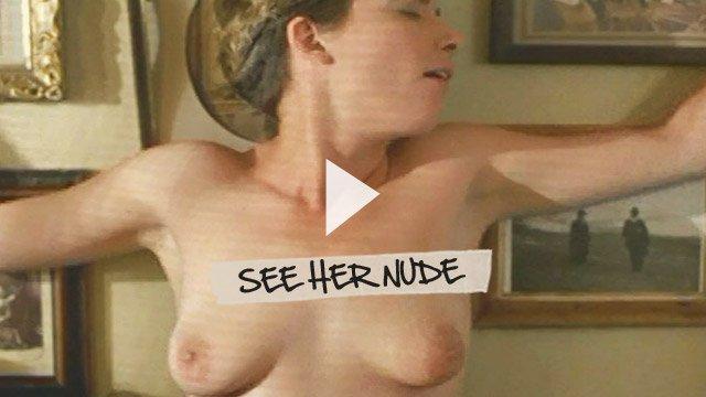 Emma thompson breasts scene in imagining argentina