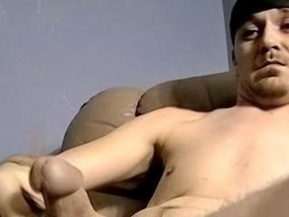 Skinny Dick Straight Boy - Chris