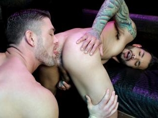 Fuck You I\'m Infamous: Ryan Rose Fucks Draven Torr