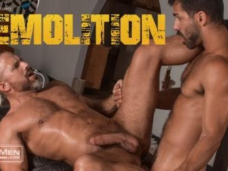 Demolition: Adam Ramzi & Dirk Caber intense fl