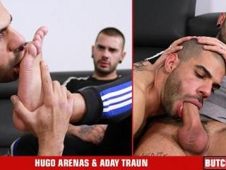 Hugo Arenas & Aday Traun