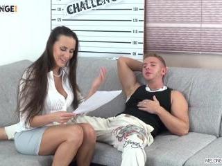Bad Boy Fails Miserably with Pornstar Mea Melone