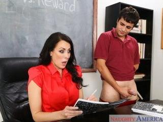 My First Sex Teacher - Reagan Foxx & Ricky Spanish